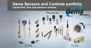 Gems portfolio, liquid level, flow and pressure sensors
