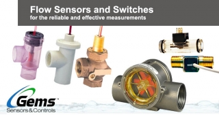 Flow sensors and switches, Gems