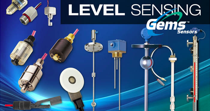 Gems liquid level sensing